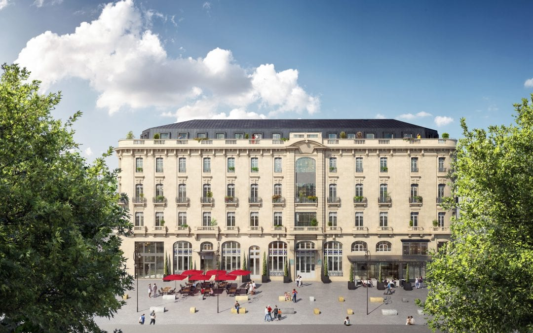 COMMERCIALISATION DE LA FUTURE RESIDENCE DE CARCASSONNE