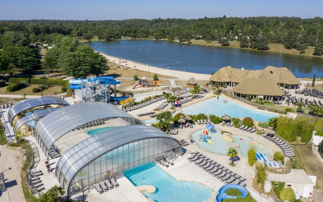 ACQUISITION du Camping Les Alicourts Resort***** à Pierrefitte-sur-Sauldre (41), prés de Chambord